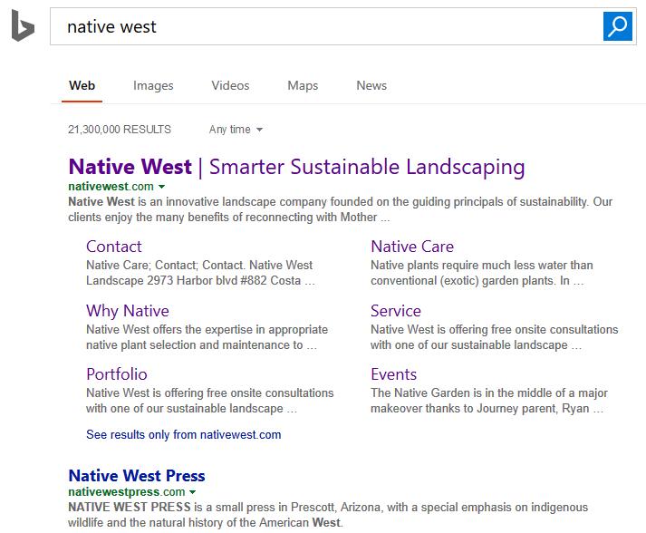 Native West SEO
