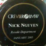 Crevier Award